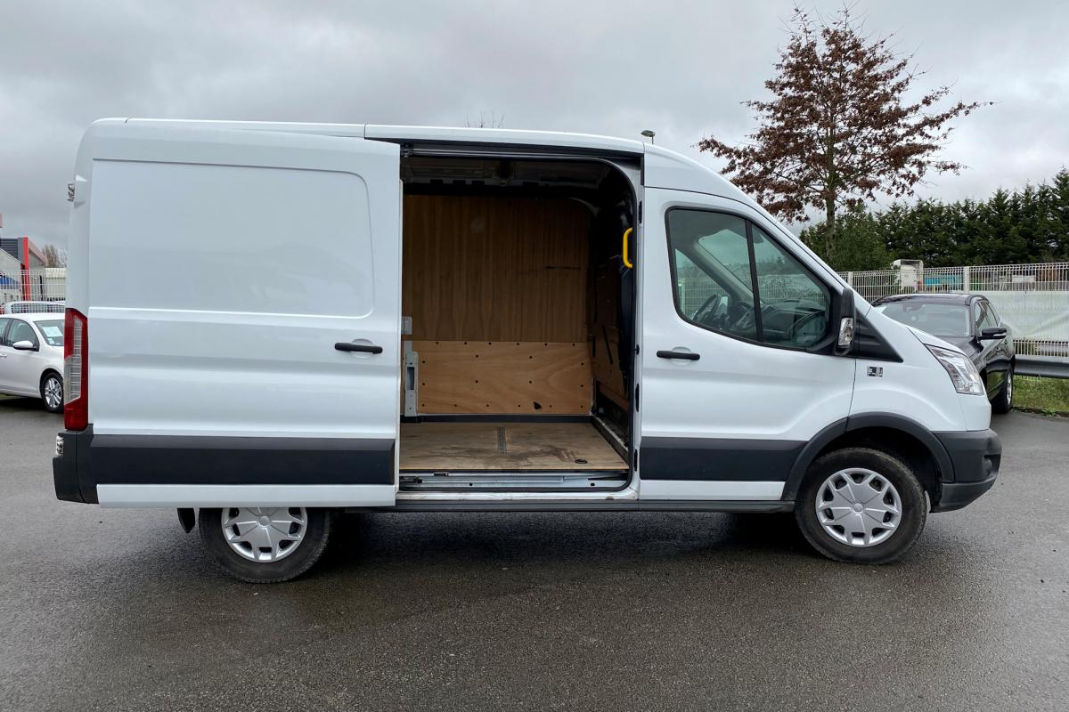 FORD TRANSIT FOURGON 350 L2H2 2.0 TDCI 130 TREND BUSINESS
