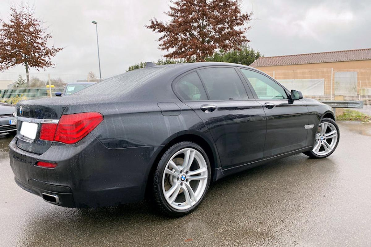 BMW SERIE 7 F01/F02/F04 740d xDrive Luxe A