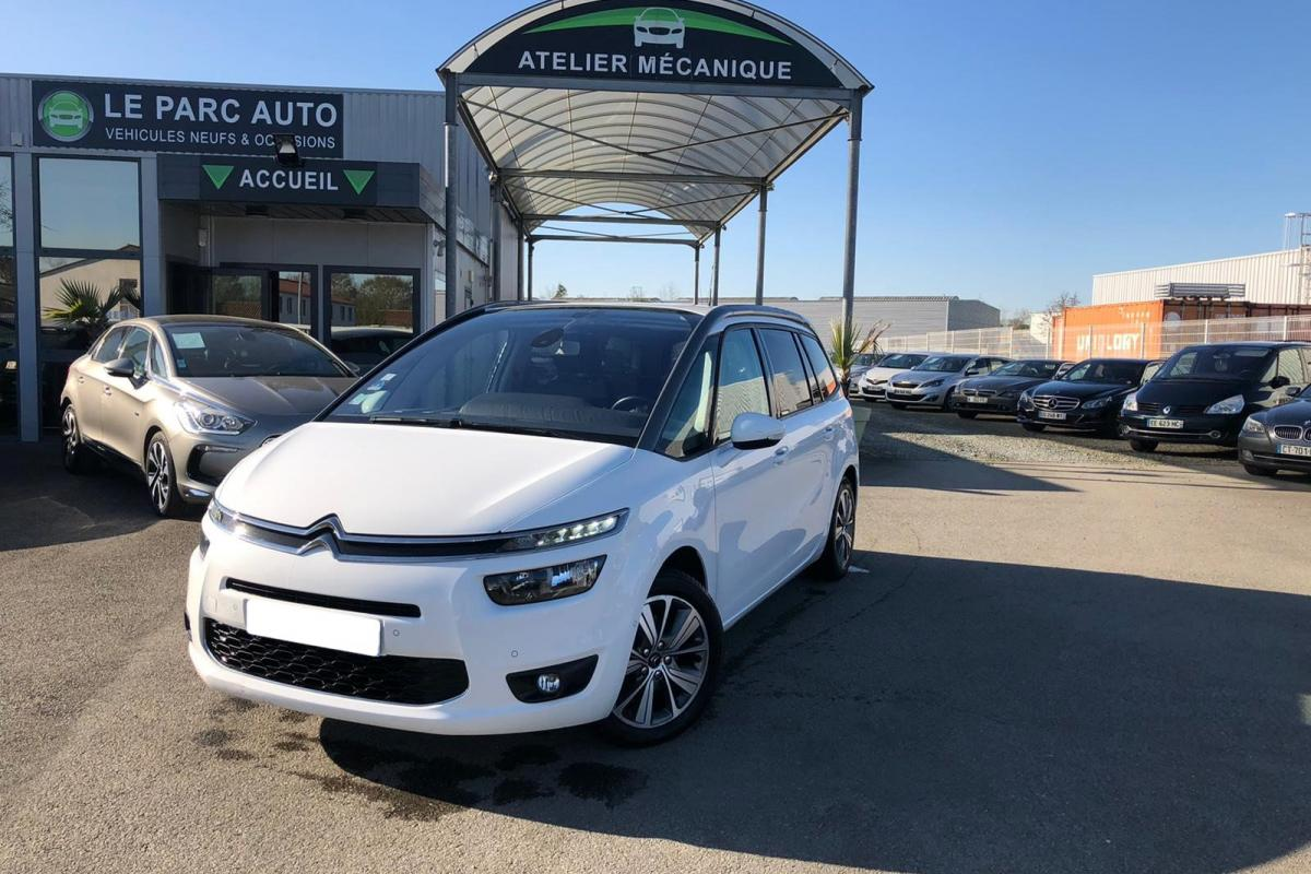CITROEN GRAND C4 PICASSO THP 165 S&S Intensive EAT6