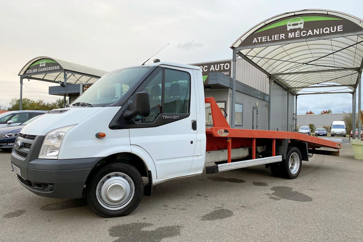 FORD TRANSIT CHASSIS CABINE CAB PROPULSION 350 MJ TDCi 115  - DEPANNEUSE