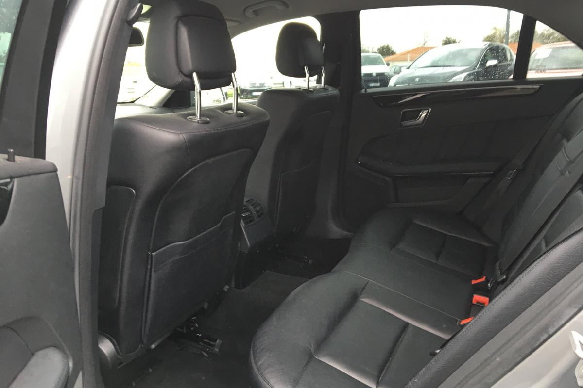 MERCEDES CLASSE E 250 CDI BlueEfficiency Avantgarde Executive A