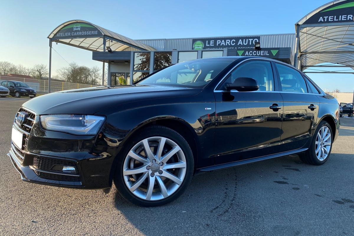 AUDI A4 1.8 TFSI 170 Ambition Luxe